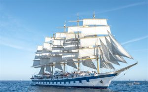 Cruise Ship Royal Clipper